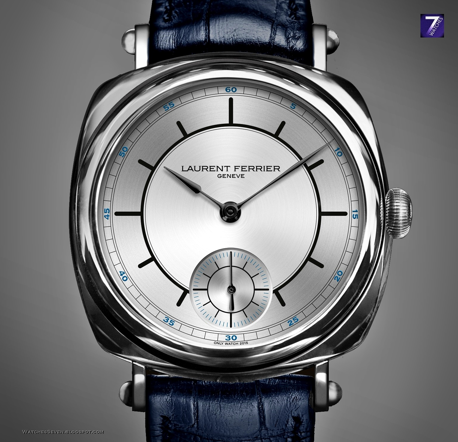 watches 7 laurent ferrier galet square only 2015