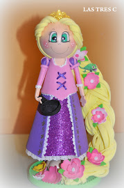 MUECA  RAPUNZEL