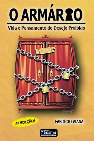 Livro O Armário Sobre Aceitação Gay e Homofobia