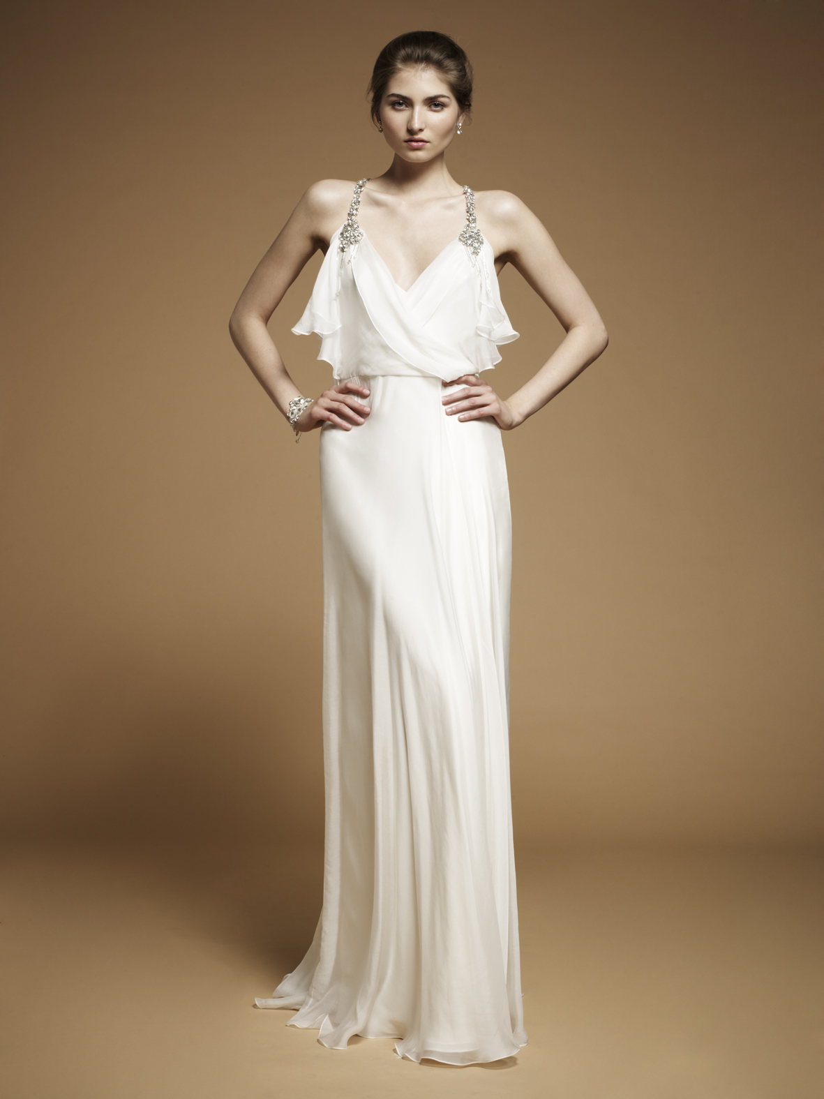 The quintessentially bride blog dream lover jenny for Jenny packham wedding dress