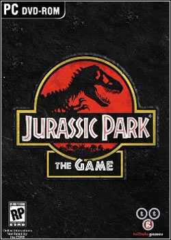 Modelo Capa Download   Jogo Jurassic Park: The Game 3DM   PC (2011)