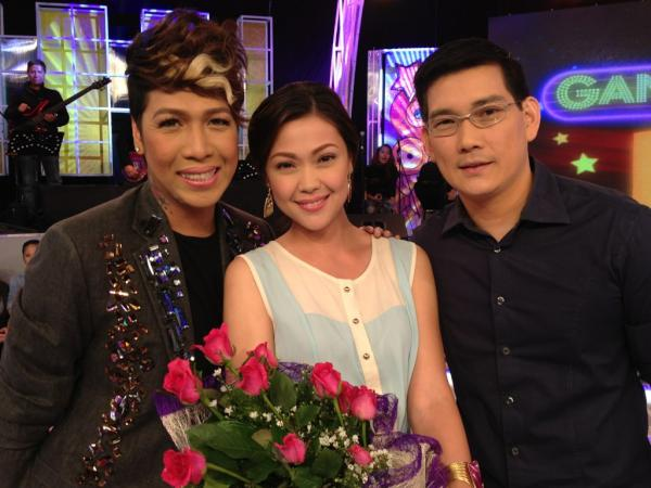 "Jodi Sta. Maria and Richard ""Papa Chen"" Yap in Gandang Gabi Vice"