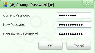Ganti Password Camfrog