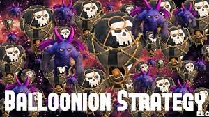 Balloonion Clash of Clans