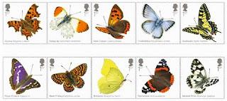 U.K. : Butterflies