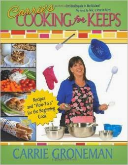 Carrie's NEW Cookbook