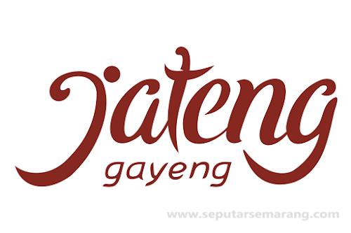 Jateng Gayeng – Logo dan Tagline Baru Jawa Tengah