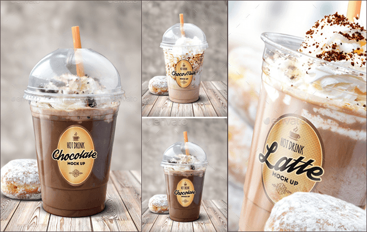 بلاستيكي MockUp 2014,2015 Hot-drink-mockup.png