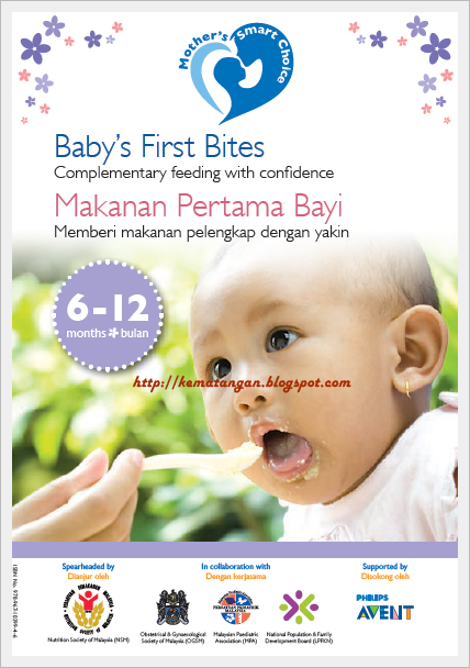 BUKU SOLID FOOD for BABY