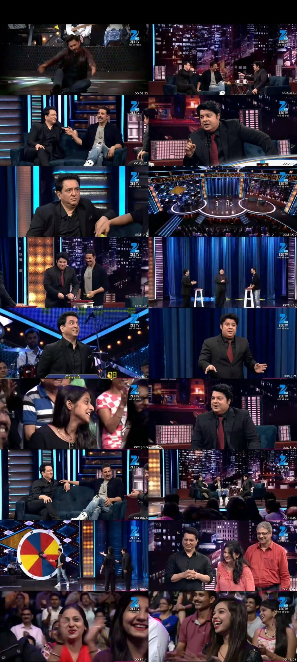 Screenshots Of Hindi Show Yaaron Ki Baraat 11th December 2016 Episode 20 300MB 480P HD