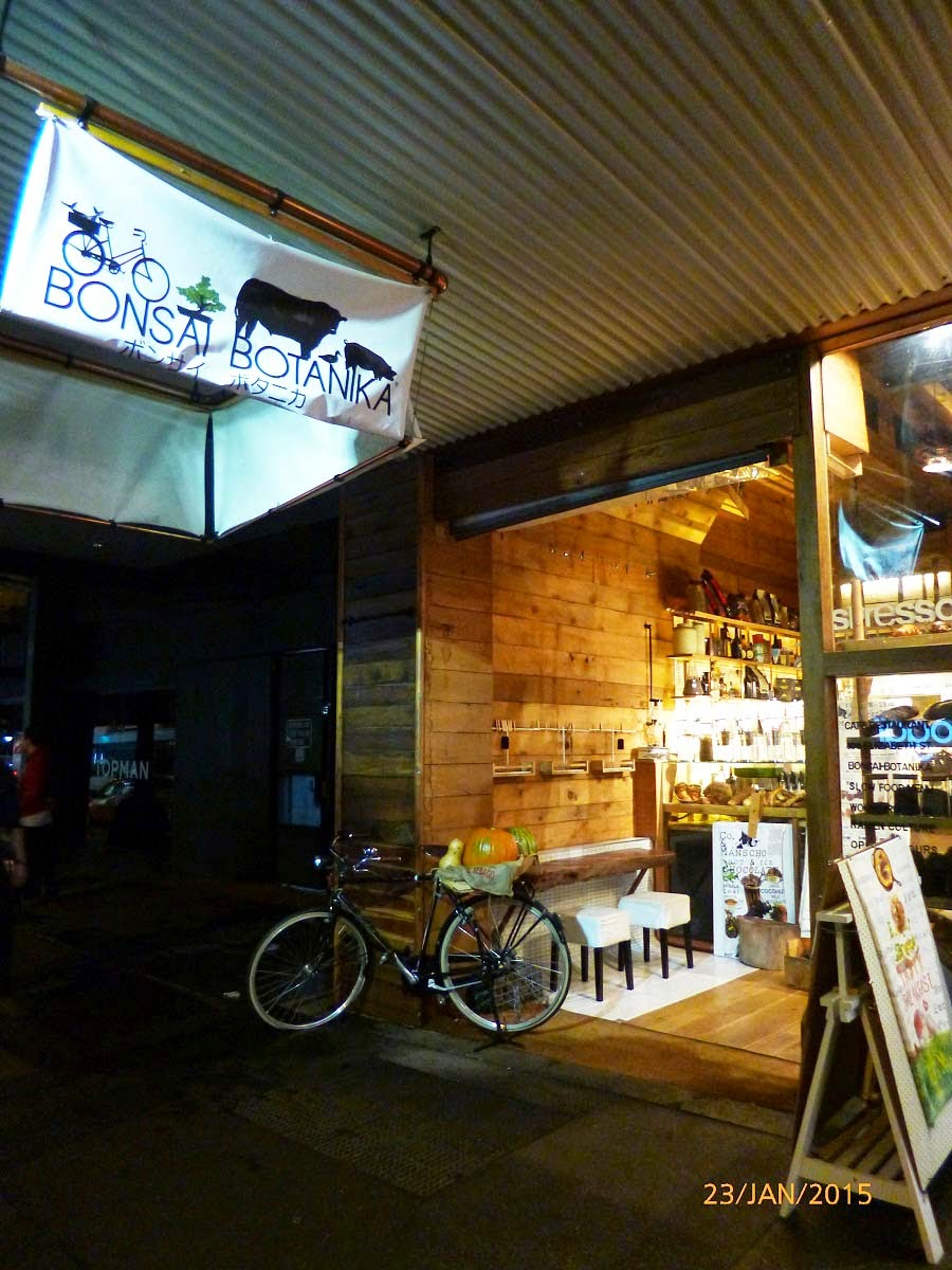 Cafe Elizabeth Street Brisbane