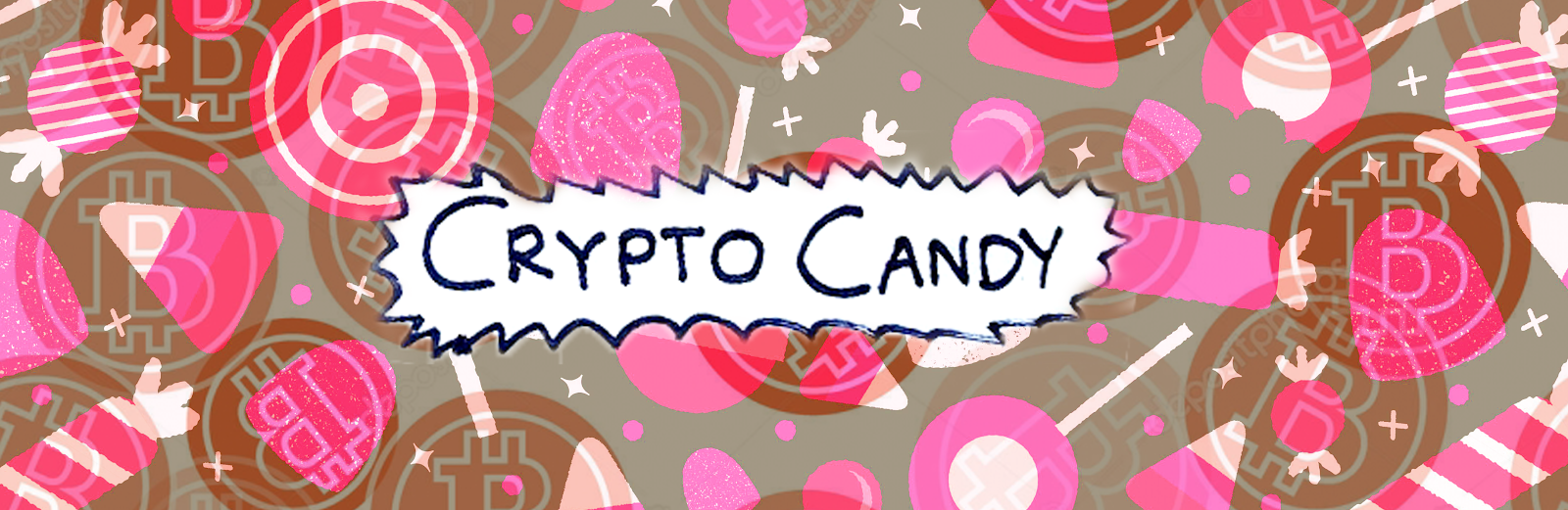 Crypto candy kids bakery