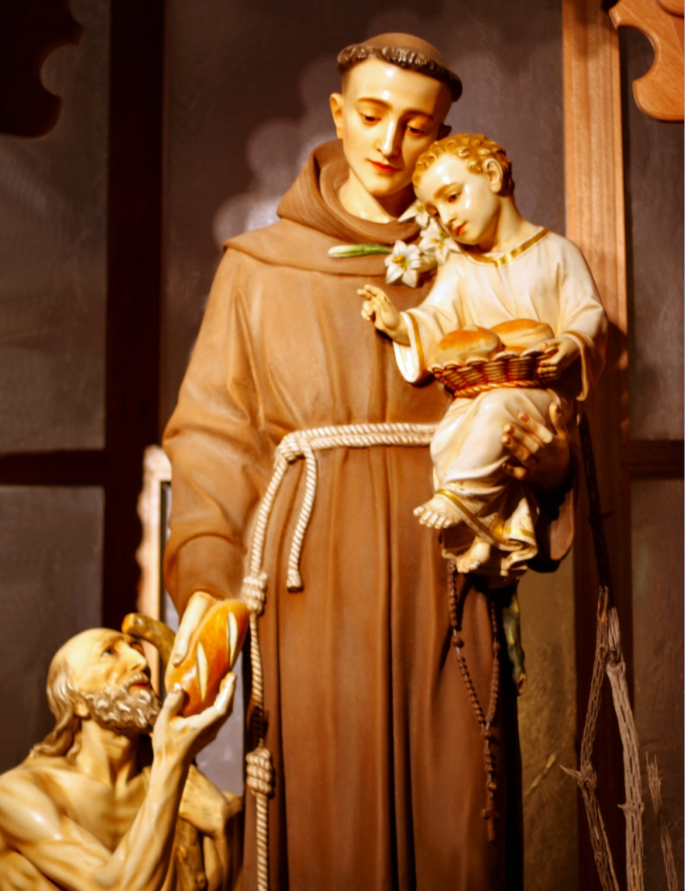 st anthony of padua St anthony's church was founded in 1891 by the missionaries of st charles (scalabrini fathers) a religious order established for the care of migrants and refugees around the world.