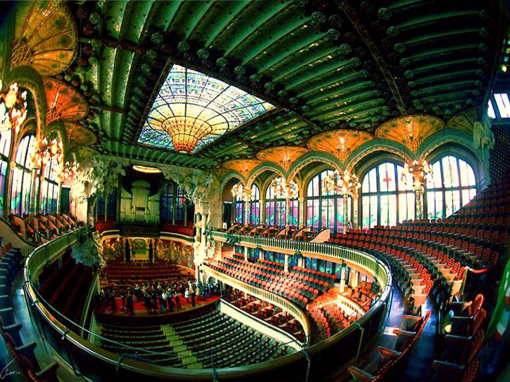 Beautiful theater wallpapers 2013 2014 wallpaper hd for Wallpaper home center