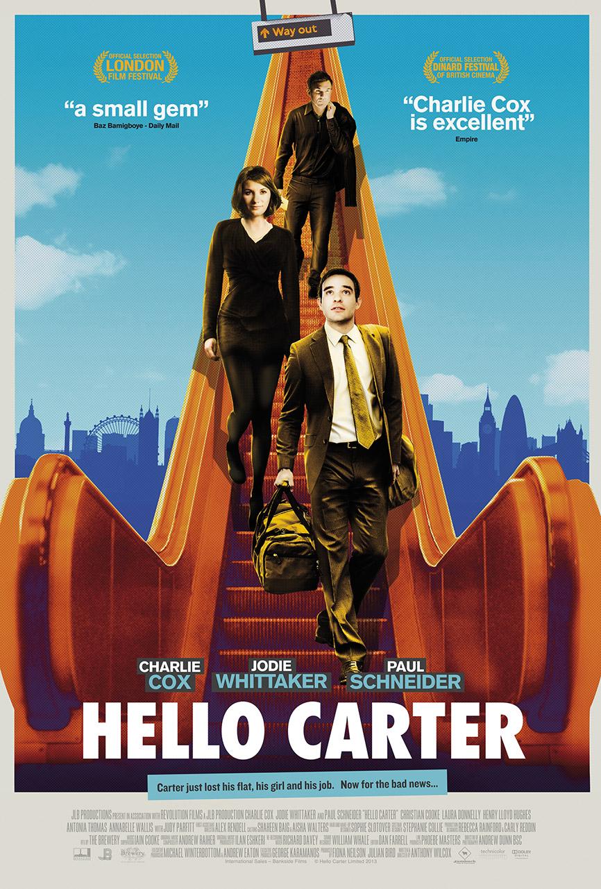 Hello Carter Poster