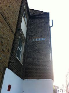 Ghost sign, Denmark Hill, London SE5