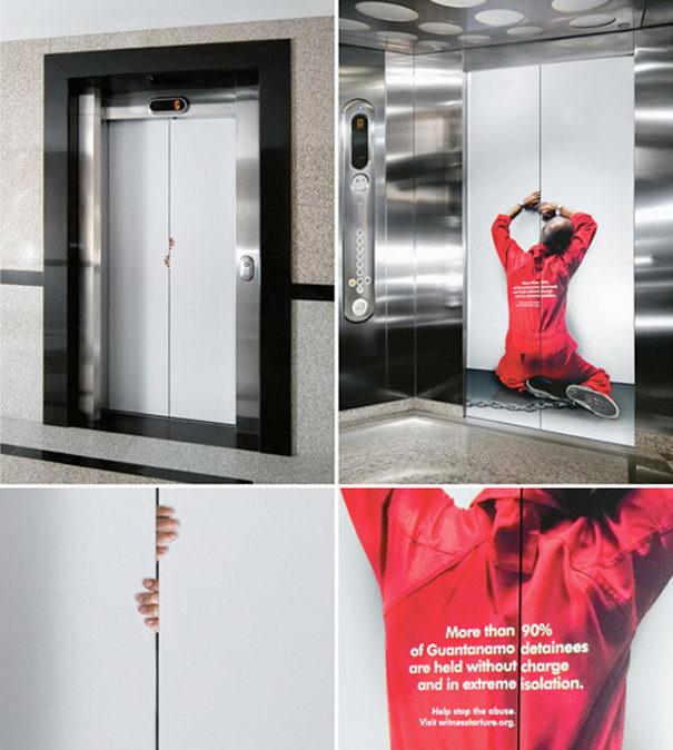 Elevator Advertising