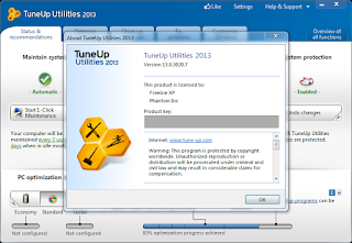 TuneUp Utilities 2013 13.0.3020.7 Full Patch