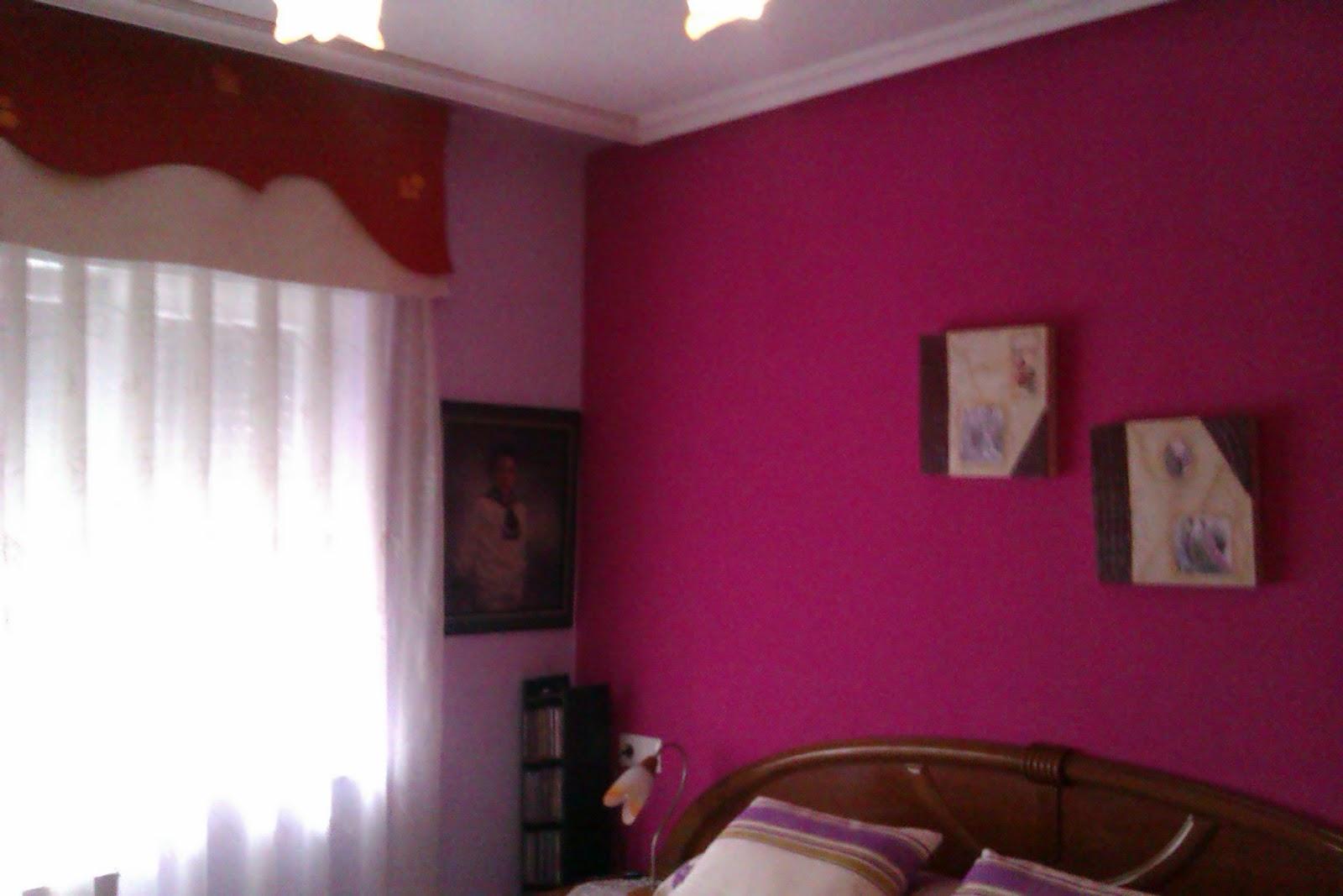 Pinturas y decoraciones ruben obra 5 pintura interior y - Pintura antihumedad interior ...