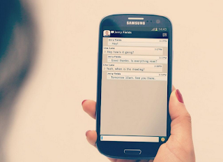 BBM untuk Android samsung galaxy S3
