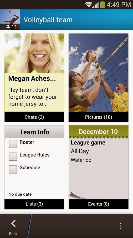 Aplikasi Android Blackberry Messenger (BBM) Versi Terbaru Asik - 6