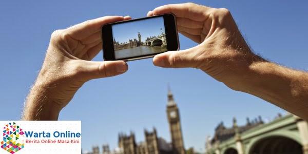 Memotret Smartphone