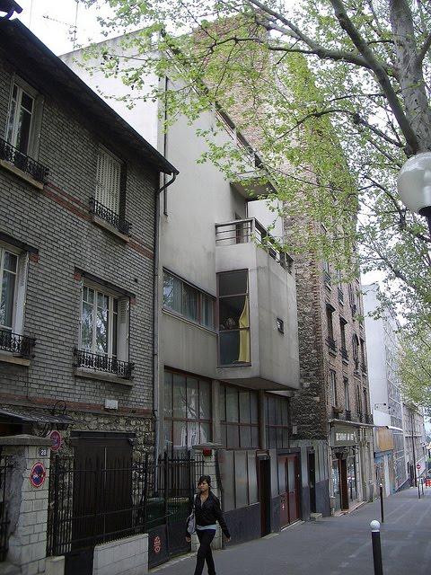 Casa planeix de le corbusier blog arquitectura y dise o - Casas de le corbusier ...