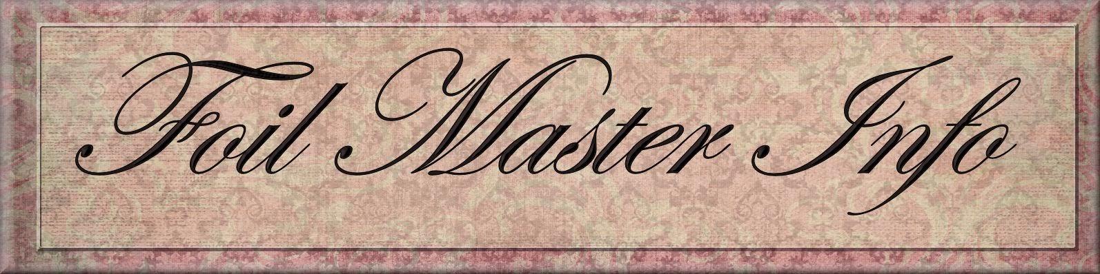 Foil Master