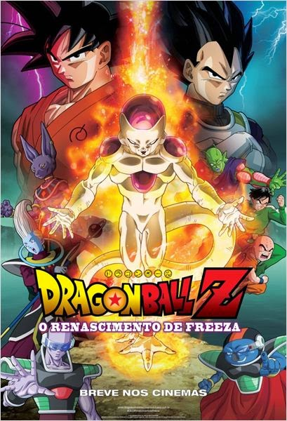 Dragon Ball Z: O Renascimento de Freeza – Legendado (2015)