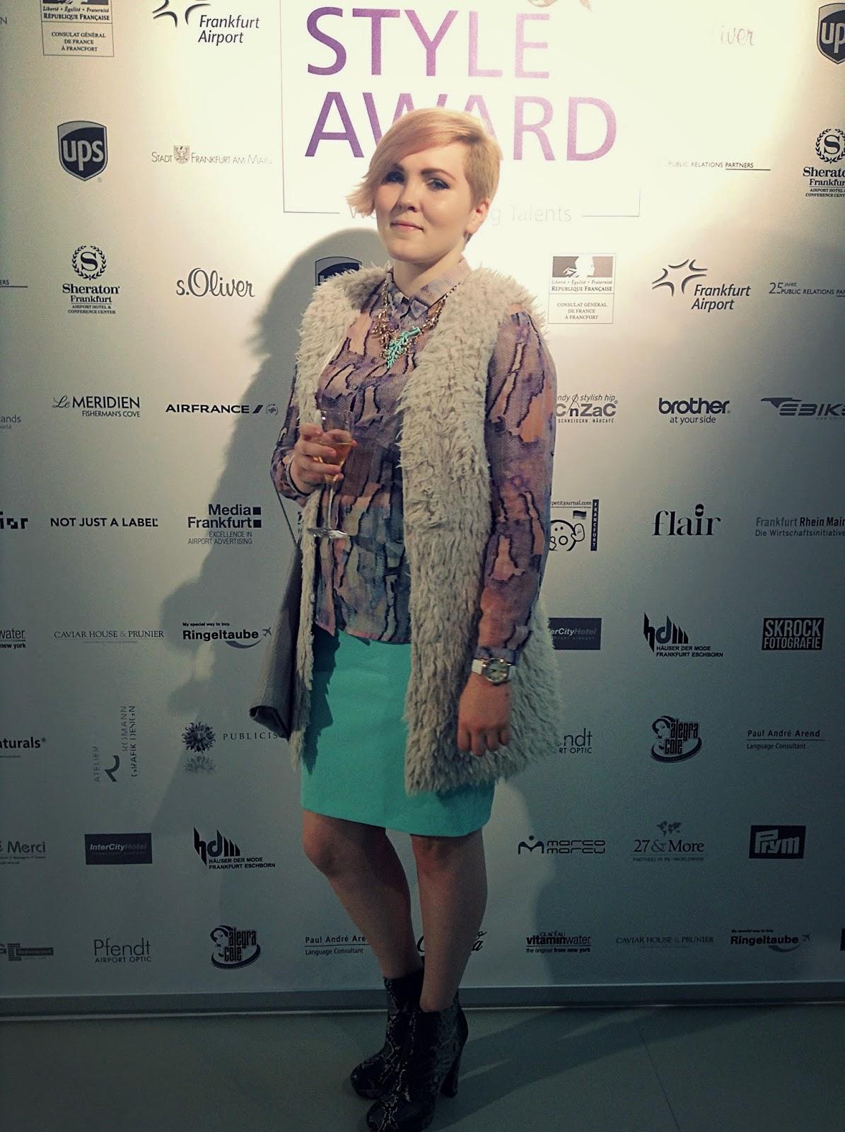 Frankfurt Style Awards 2014