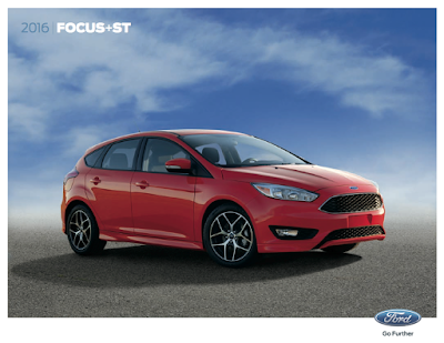 Downloadable 2016 Ford Focus Brochure