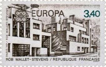 Mallet-Stevens et la poste