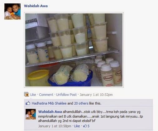 penyusuan susu ibu hingga 2 tahun