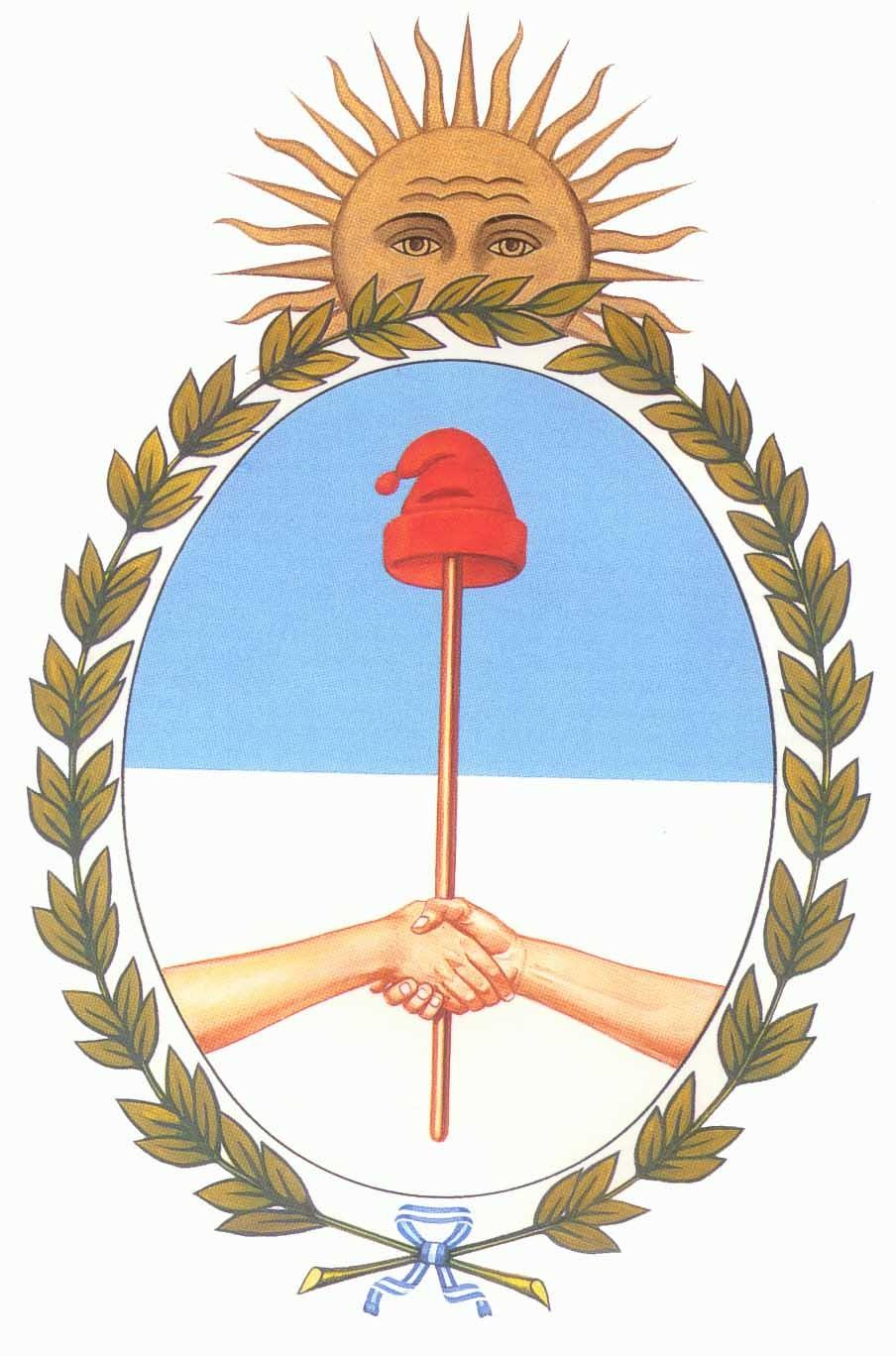 foto de escudos: