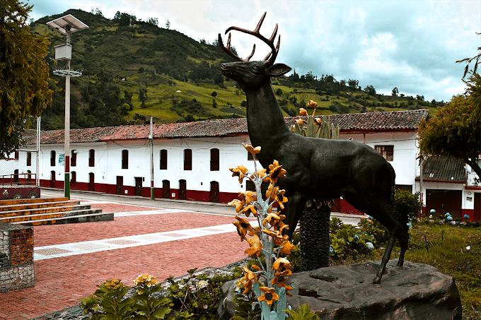 En Chiscas, Boyacá, saben que la temperatura subirá un grado centígrado en los próximos 10 años.
