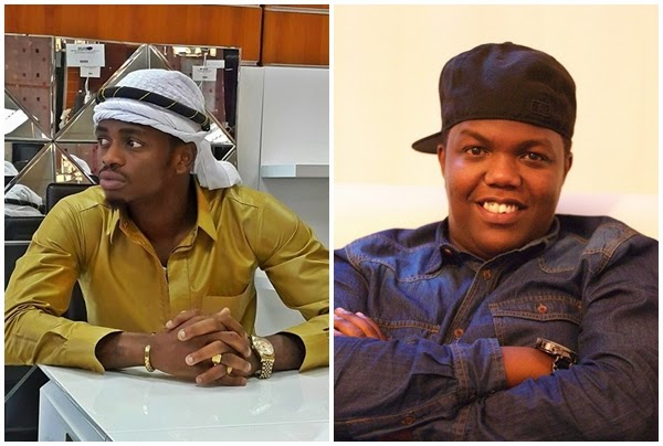 Singer DIAMOND Oozes Praise For AY On His Birthday!!!