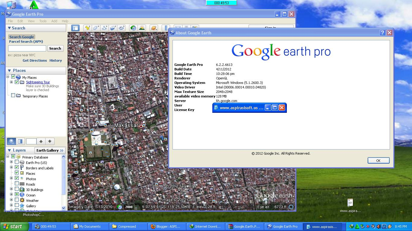 Google Earth Pro Free Download Full Version 2012 For Windows Xp. google ear