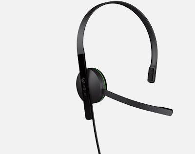 Xbox One Headset Revealed