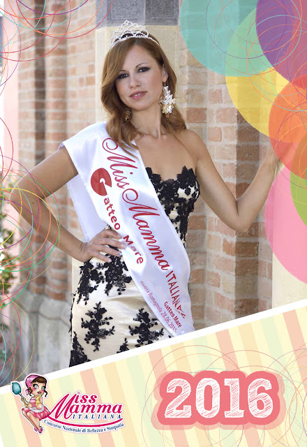 calendario 2016 - Miss Mamma Italiana