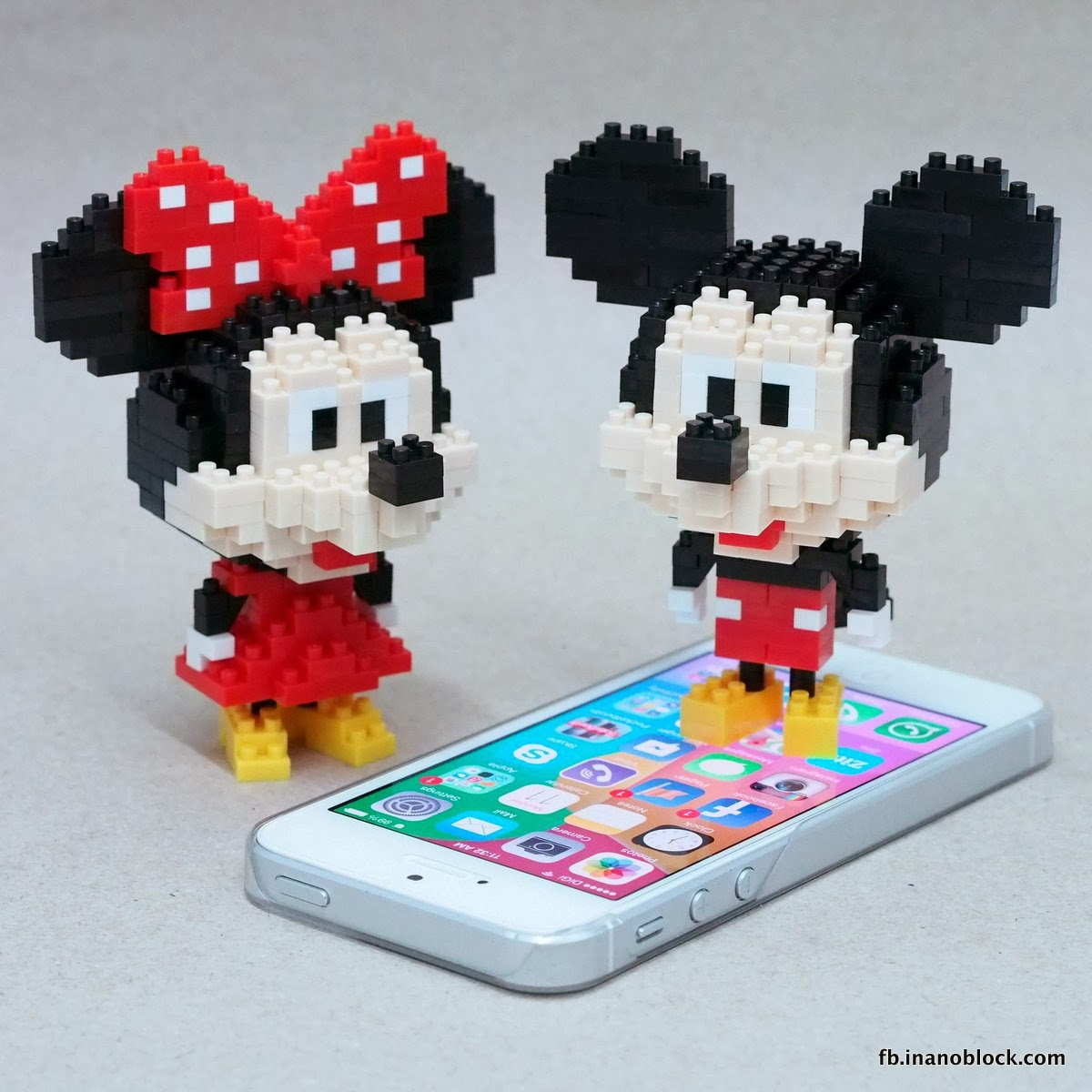 lego mickey mouse instructions