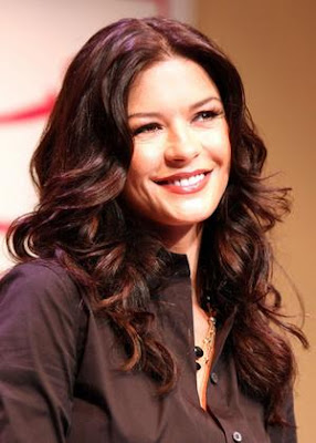 Catherine Zeta Jones actriz de cine