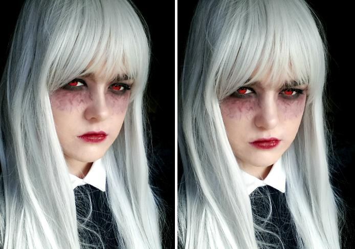 Halloween // TVD Inspired Look - Lotte\'s Beauty Box