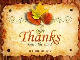 syukur padaMu Tuhan