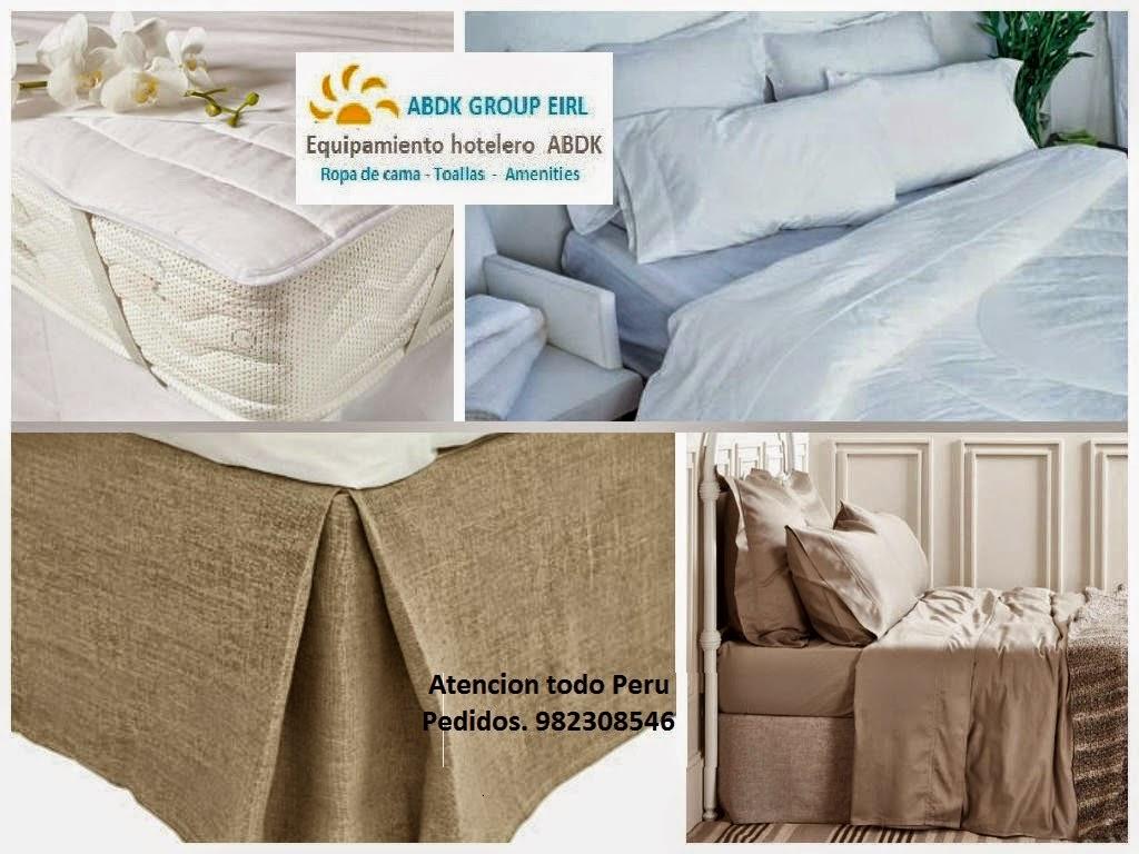 Abdk hoteleria peru abdkgroup proveedor hotelero en ropa - Sabanas y toallas ...