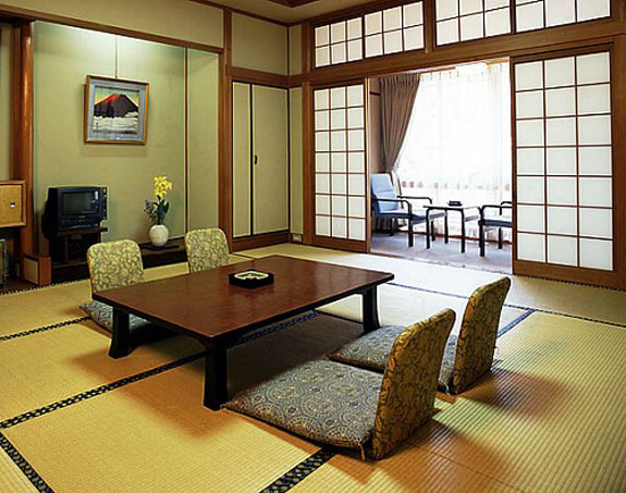 Home Design Interior: Japanese-style dining room