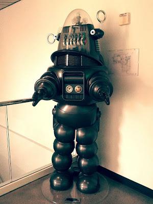 Google's Robbie the Robot