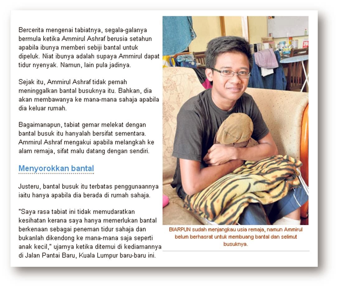 bantal busuk, anakku, top 10 blogger malaysia 2014, Putera Charles, kisah ibu tunggal selangor, bloggermom, work from home, work at home mom, stay at home mom