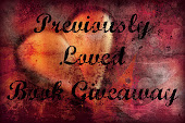 Previously Loved Books Giveaway
