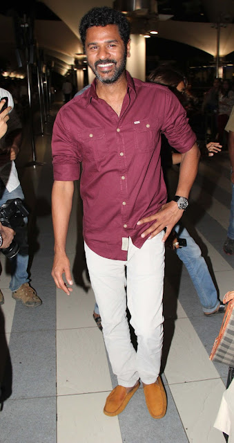Shahrukh, Vidya, Abhishek, Shahid Kapoor & others arrive from IIFA Awards 2013