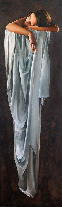 Immaculada Juarez 1975 | Spanish Realist painter